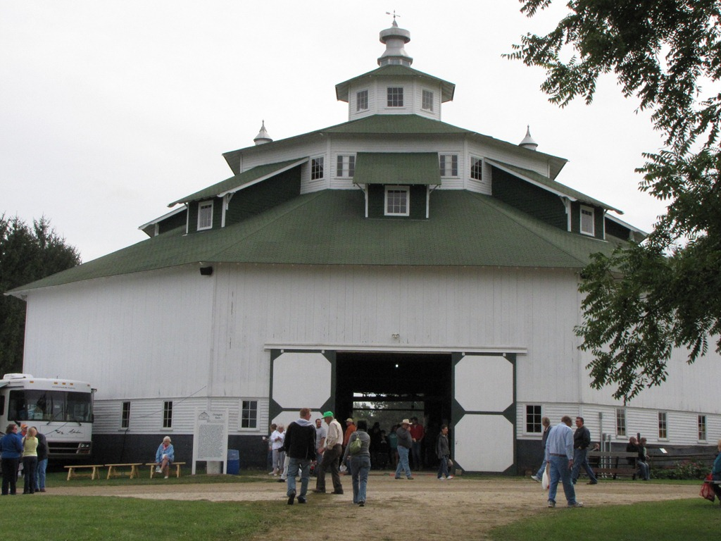 Trip to the Thumb Octagon Barn and Agricultural Museum