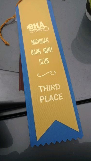 Michigan Barn Hunt Club – November 2017
