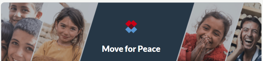 Move for Peace – September Challenge